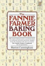 The Fannie Farmer Baking Book by Marion Cunningham..Wings Great Cookbooks
