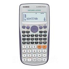 Genuine CASIO FX-570ES PLUS 417-Functions Natural Display Scientific Calculator