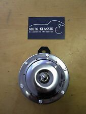 Hupe Horn Chrom DKW Auto Union 1000SP 3=6 Junior F11 12 Munga Oldtimer 12V