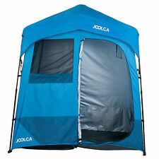 JOOLCA AUTOMATIC SHOWER TENT ENSUITE DUO CHANGE ROOM CAMP TOILET