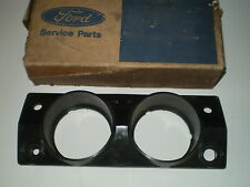 Ford Cortina Mk1 Dash Panel. Genuine N.O.S. GT Deluxe.Air Flow