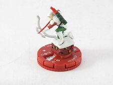 Heroclix Holiday elf WK-001 Súper Rara Sr sin tarjeta convención