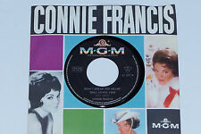 "CONNIE FRANCIS -Don't Break The Heart That Loves You- 7"" 45"