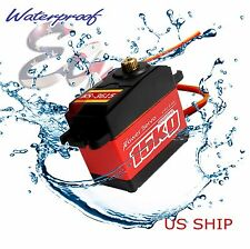 K4 Waterproof High Torque Metal Gear RC Servo motor airplane helicopter boat car