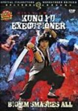 KUNG FU EXECUTIONER (BIG JIM SMASHES ALL)-fast shipping