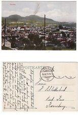 Herisau Kanton Appenzell, Stadtansicht  1910