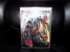 Transformers: Dark of the Moon (DVD, 2011) EUC