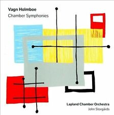 Holmboe: Chamber Symphonies,