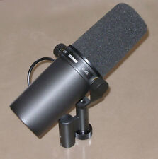 SHURE SM7B CARDIOID DYNAMIC VOICE-OVER STUDIO MIC SM-7B Free Shipping MAKE OFFER