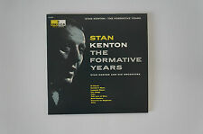 Stan Kenton - The Formative Years, Stan Kenton and his Orchestra, CD(25)