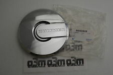 2004-2007 Hummer H2 Wheel Hub Center Chrome Cap with Logo new OEM 9595931