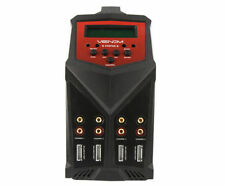 Venom Pro Quad 4-Port AC/DC Battery Charger (6S/7A/100W) LIPO LIHV VEN0686