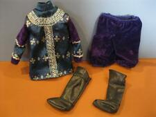 1998 SLEEPING BEAUTY Ken PRINCE PHILLIP DOLL CLOTHES VELVET JACKET PANTS BOOTS