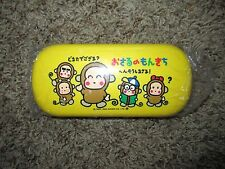 Brand New Osaru no Monkichi Monkey Plastic Glasses Case 1993