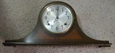 Antique 1930's Sessions 8 Day Mantel Clock Sudbury Camel Back