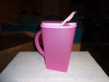 Tupperware Brand New Floresta Open House Gallon Shade of Pink