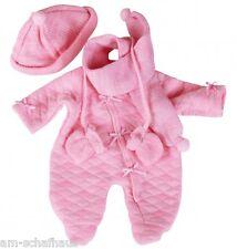 Götz Puppe Gr. 42-46 Babypuppe Baby Strampler & Mütze Geschenk Neu 3402010
