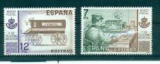 TRASPORTI POSTALI - MAIL TRANSPORTS SPAIN 1981 set
