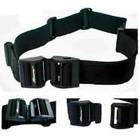 Beaver Sports  Quick Release WEIGHT BELT with FREE Weight Retainers Fitted - NEW