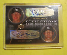 Phil Hughes / Sean Henn 2007 UD Exquisite Rookie Reflections Dual Auto #D 7/20