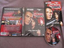 The hard corps de Sheldon Lettich avec Jean-Claude Van Damme, DVD, Action