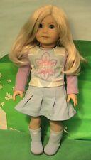 American Girl  Just Like You / Truly Me Doll w Meet  Outfit
