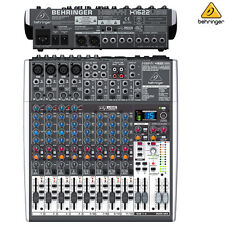Behringer Xenyx X1622USB 16-Input USB Audio Effect Mixer NEW l Authorized Dealer