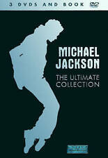 Michael Jackson: The Ultimate Collection New DVD