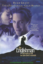 THE ENGLISHMAN WHO WENT UP A HILL MOVIE POSTER SS 27x40 ORIGINAL HUGH GRANT 1995
