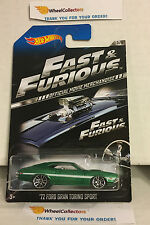 Fast & Furious * '72 Ford Gran Torino Sport * Hot Wheels * D2
