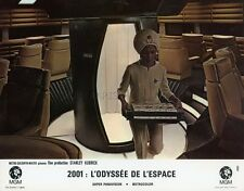 2001 A SPACE ODYSSEY STANLEY KUBRICK 1968 VINTAGE PHOTO FRENCH LOBBY CARD N°11