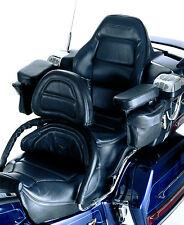 Passenger Armrests - Black - for all Honda GL1500 Goldwings '88-'00  (#2-477)
