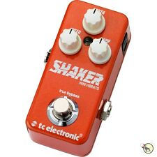 TC Electronic Shaker Mini Vibrato Guitar Effects Pedal TonePrint True Bypass