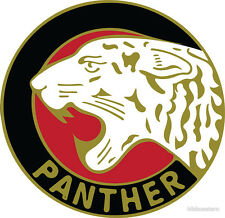 Panther motorbikes vinyl decal sticker 90mm BSA Indian Ariel motorcycles