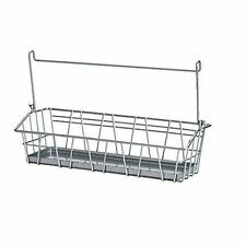 Ikea Steel Wire Basket 900.726.48, Silver, New, Free Shipping