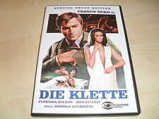 Franco Nero - Die Klette ( Ring of Death Code Red ) Special uncut edition DVD