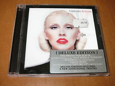 CHRISTINA AGUILERA - BIONIC CD ALBUM DELUXE EDITION 23 TRACKS ( HOLOGRAM COVER )