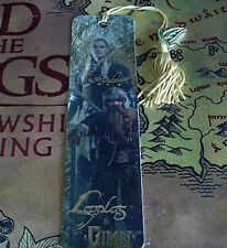 Legolas & Gimli Lord of the Rings bookmark