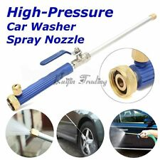High Pressure Power Washer Spray Nozzle New! Water Hose Wand Attachment FREE