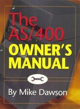 The AS400 Owner's Manual-ExLibrary