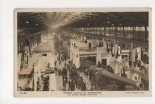 Interior Palace Of Engineering British Empire Exhibition 1924 RP Postcard 591a