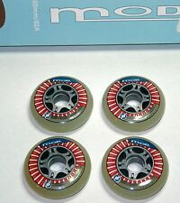8 x K2 MOD 80 mm 80mm 82A PERFORMANCE INLINESKATE INLINER ROLLEN TOP!