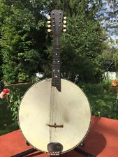 "Antique S S STEWART 8 String Banjo Mandolin ""The Student"" 15 Banjolin Gibson?"