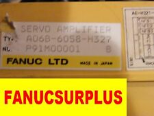 GE FANUC  A06B-6058-H327 AMPLIFIER