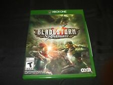 Replacement Case (NO GAME) BLADESTORM NIGHTMARE MICROSOFT XBOX ONE