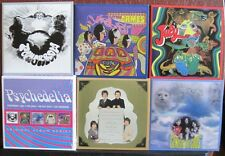 VARIOUS PSYCHEDELIA tomorrow yardbirds the gods the idle race july 5cds UK  L@@K