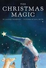 The Christmas Magic by Lauren Thompson (2009, Hardcover)