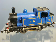 "HORNBY RAILWAYS MODEL No.R.255 0-4-0T PASSENGER TANK  LOCO ""No 7158"""