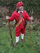English Civil War Society Apostles Bandoleer, bandolier Sealed Knot Musketeer