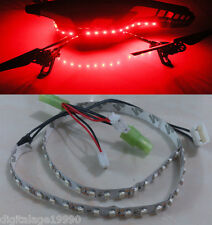 Parrot Ar drone 2.0 Quadcopter RED Led light  strip around hull light hot